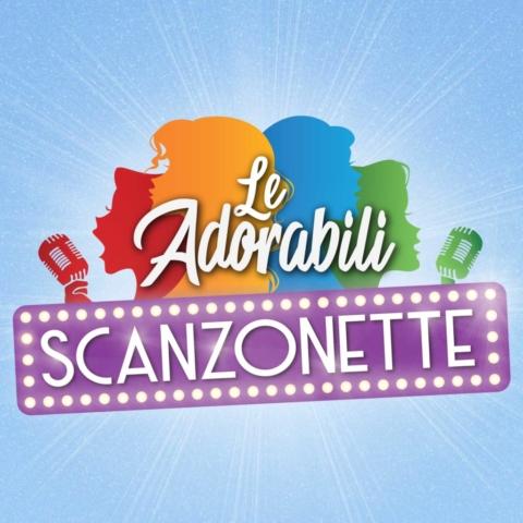 "Logo for the Musical ""Le Adorabili Scanzonette"""