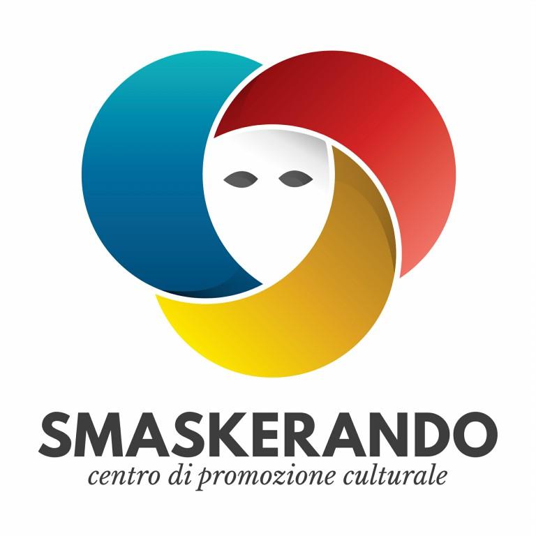 Logo for the Cultural Association Smaskerando
