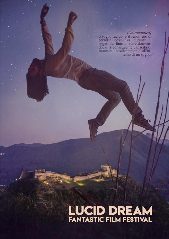 Advertising about Lucid Dreaming