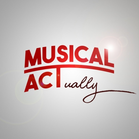Logo for the Event MUSICAL ACTually